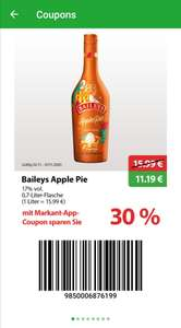 [Markant] Baileys Apple Pie Limited Edition 0,7l