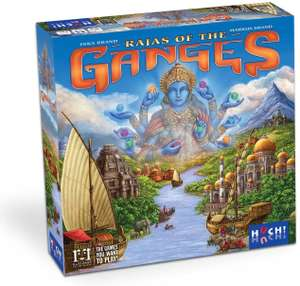 HUCH! 879783 Rajas of The Ganges [Amazon Prime]