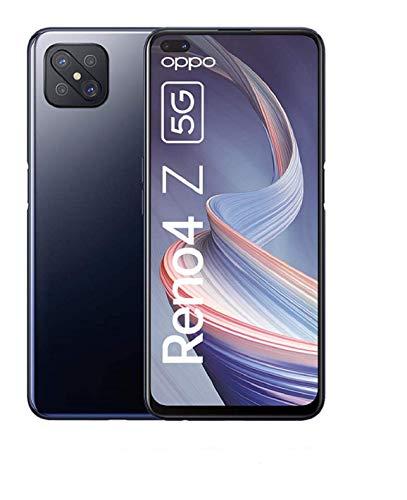 OPPO Reno4 Z 5G Smartphone, 6,57 Zoll 120 Hz FHD+ Display, 128 GB ROM/8 GB RAM, inkl. 5€ Amazon Gutschein