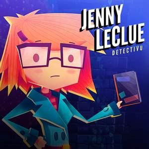 Jenny LeClue - Detectivu (Nintendo Switch) für 2,99€ (eShop)