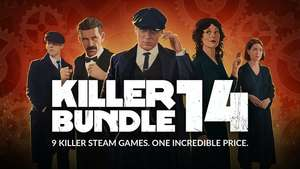 Killer Bundle 14 mit 9 Steam Games für 5,09€ (Fanatical)