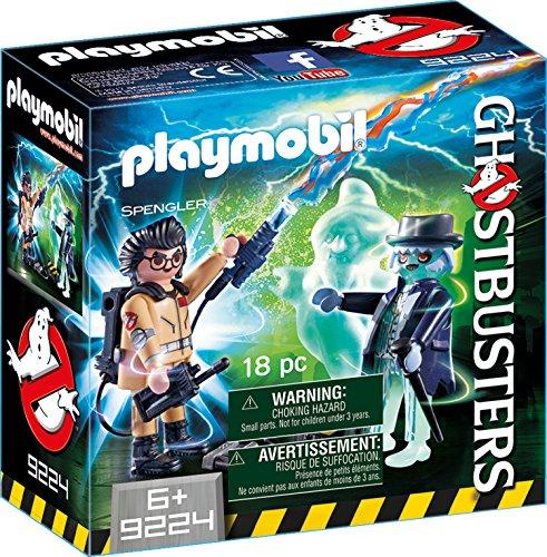 Playmobil 9224 - Ghostbusters : Spengler und Geist (Prime)