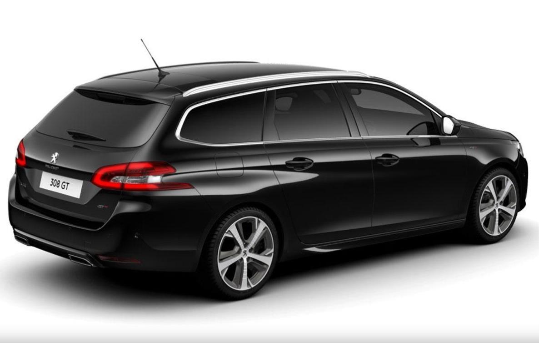 Privatleasing: Peugeot 308 SW GT Line / 131 PS (konfigurierbar) für 149€ (eff.190€) im Monat - LF:0,42
