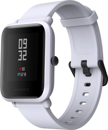 Expert- Huami Amazfit Bip weiß und grün Smartwatch für 42,99€