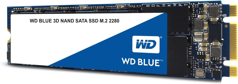Western Digital WD Blue 1TB SSD 3D NAND SATA M.2 für 72,99€ inkl. Versandkosten