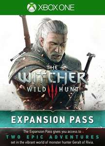 Witcher 3 expansion pass Xbox one [VPN]