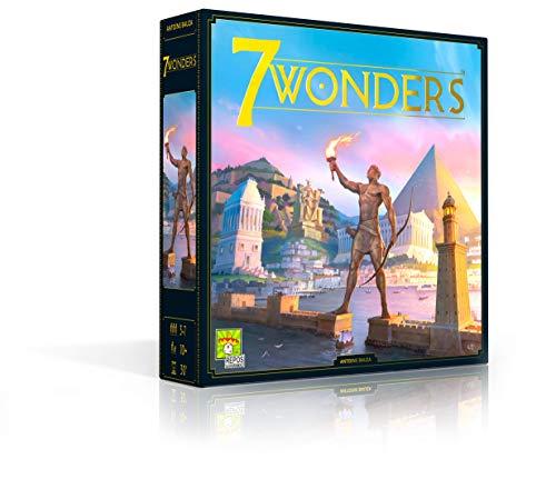 [Amazon] 7 Wonders (neue Edition) [Brettspiel/Gesellschaftsspiel]