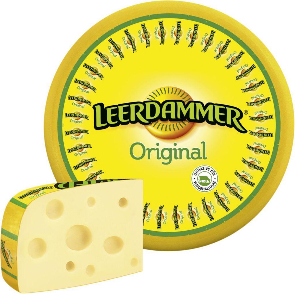 Leerdammer Original o. Delacreme je 100g für 0,78€ [Kaufland]