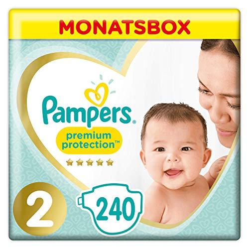 Pampers Premium Protect Windeln Größen 2 u. 3 im Amazon Prime Sparabo (personalisiert)