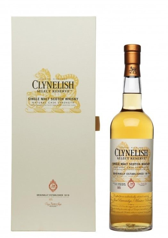 Clynelish Select Reserve Special Release 2014 Single Malt Scotch Whisky 0,7l, 54,9 Vol.-%