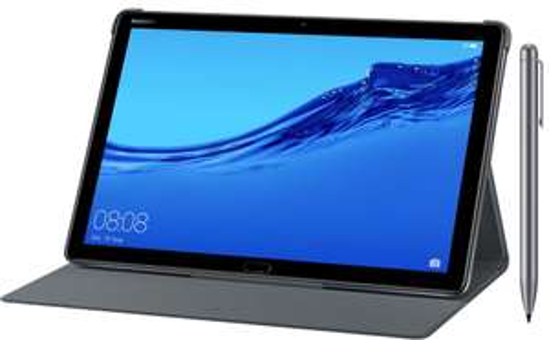 Huawei Singles' Week: z.B. Huawei MediaPad M5 lite WiFi 3/32GB + M-Pen lite + Flip Cover für 149€ | Huawei Sound X Lautsprecher für 159€