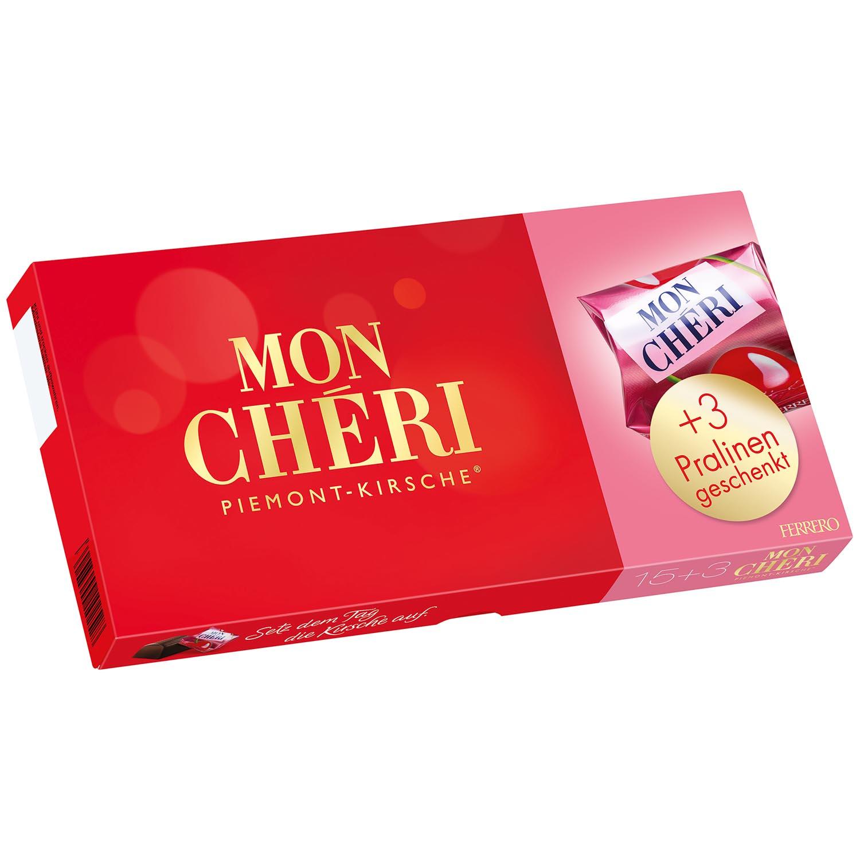 MON CHÉRI Pralinen 18er Packung ab 09.11. für nur 1,88€ [REWE/real/PENNY]