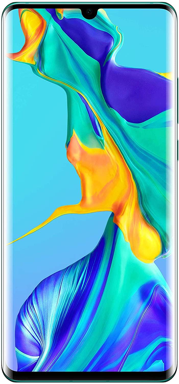 "Huawei P30 Pro - 6.47"" Dual-SIM Smartphone (128GB/8GB, Android 10, USB-C 3.1, NFC, 4200mAh)"