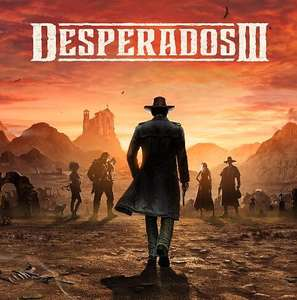 Desperados 3 (Steam) für 14,69€ (Cdkeys)
