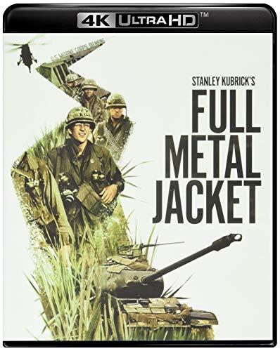 [Amazon.com] Full Metal Jacket - 4K Bluray - Ton ist auf deutsch :)