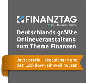 Online-Finanztag/Messe am 07.11.2020