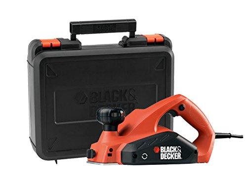[Amazon] Black + Decker KW712KA-QS KW712KA Hobel, 650 W, 230 V