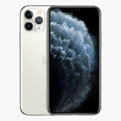 Apple iPhone 11 Pro - 64GB - Silber (Ohne Simlock) NEU OVP