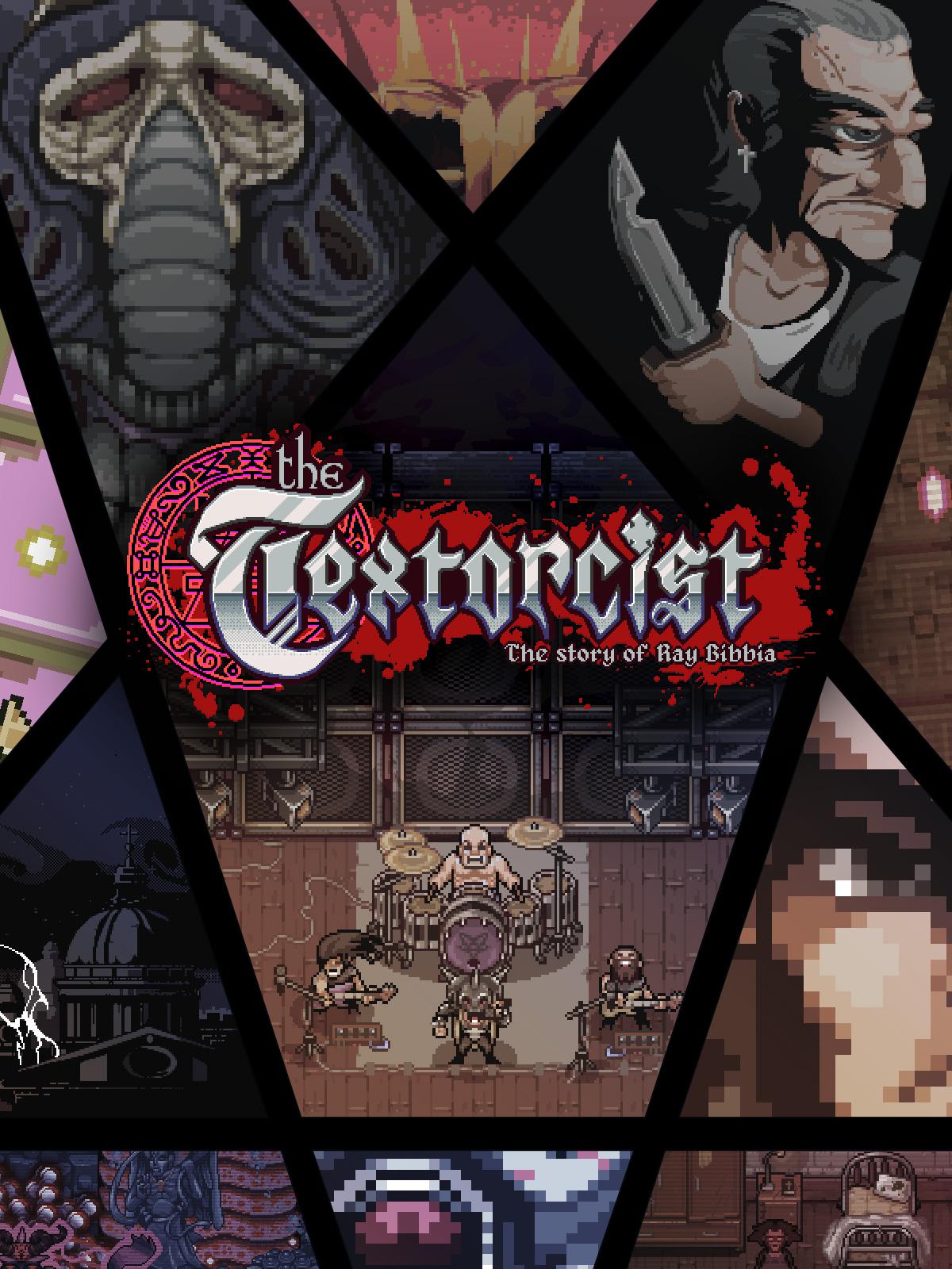 Textorcist kostenlos im Epic Games Store (ab 12.11.)