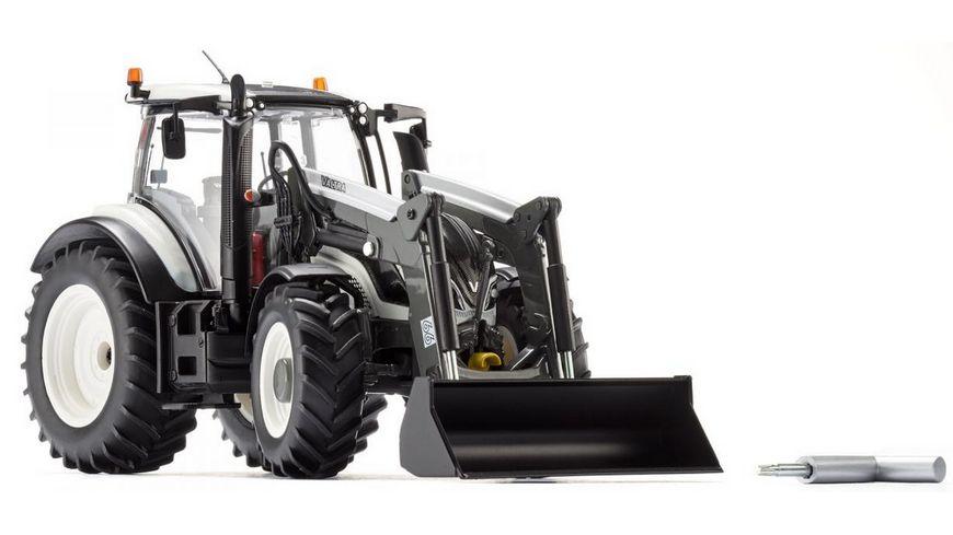 WIKING 077815 1:32 Valtra T174 Traktor mit Frontlader für 20€ (15€ via Müller-App möglich.)