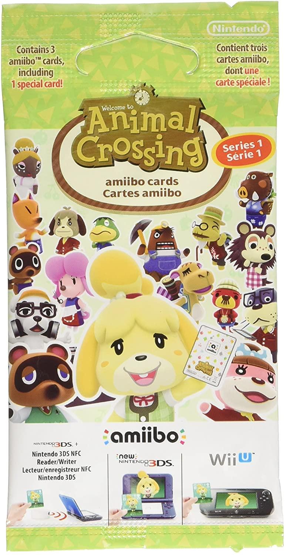 Animal Crossing Amiibo Karten Serie 1