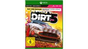 Dirt 5 (Day One Edition) Xbox One / Series X / PS4 [Müller] [Abholung in Filiale]