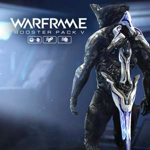 (PS4) Warframe: PS+ Pack V November (Playstation Plus)