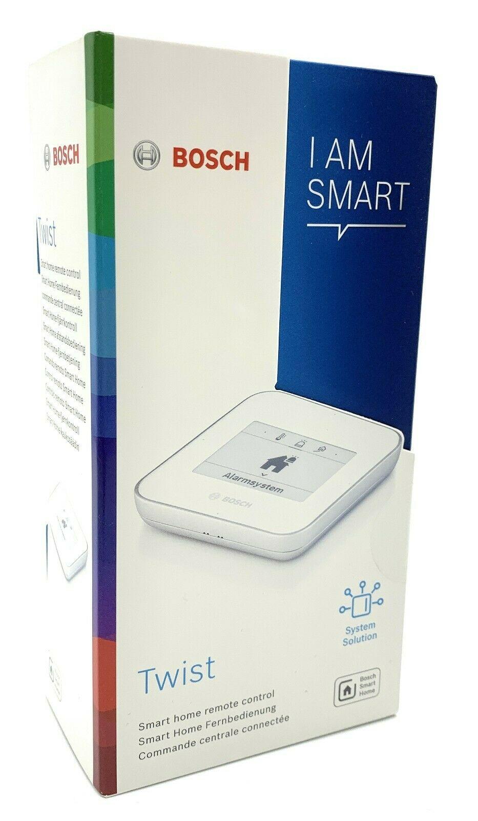Bosch Smart Home Funk Fernbedienung Twist mit Alarmfunktion