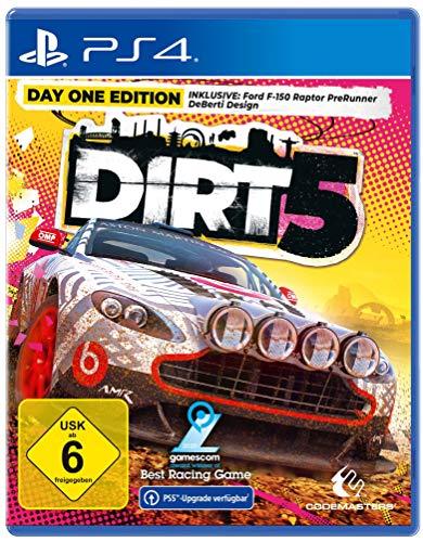 (Amazon) Dirt 5 für PS4 inkl. PS5 Upgrade