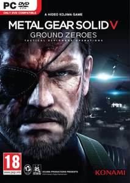 Metal Gear Solid V 5: Ground Zeroes € 1.09 @ CDKeys