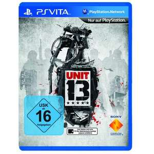 [saturn Lünen] PS Vita - Unit 13 und Wipeout 2048 je 15€ / Everybodys Golf 9€ / Dungeon Hunter 12€