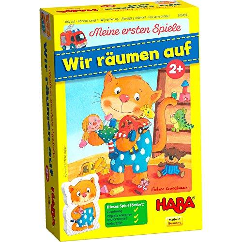 [Amazon Prime] Haba 303469 - Meine ersten Spiele, Wir räumen auf Lernspiel