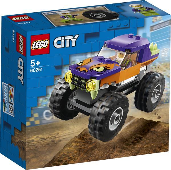 [Thalia Club] LEGO City Great Vehicles 60251 Monster-Truck