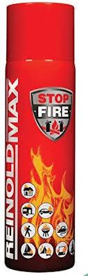 Reinold Max Feuerlöschspray Stop Fire je 500ml Sprühdose für nur 7,83€ bei Real