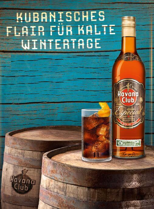 Havana Club (auch Anejo Especial) Rum, 0,7L für 8,88 € @ V-Märkte München ab 12.11.