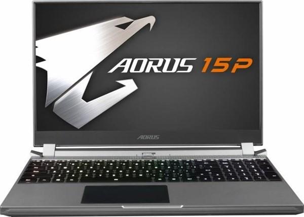 """GIGABYTE AORUS 15P WB-7DE1130SH 15.6"""" 144Hz FHD i7-10750H RTX2070 MaxQ 8GB VRAM 16GB RAM"""