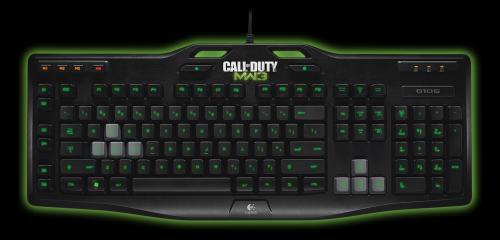 [Offline]evtl. lokal Aachen - Logitech G105  Gamer Tastatur (CoD-Edition) >50% zu idealo.de