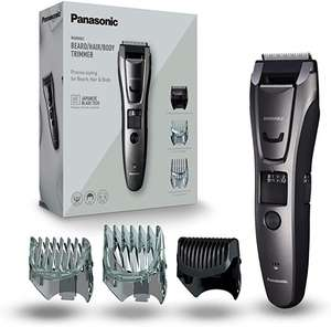 Panasonic ER-GB80 Bart-/ Haarschneider mit 39 Schnittstufen, Bartschneider
