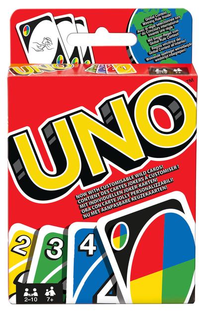 [rossmann OFFLINE ab 9.11.] UNO Kartenspiel Gesellschaftsspiel Klassiker für 5,35€ [mit 10%-Coupon 4,82€ möglich] | Skip-Bo 9,69€ [8,72€]