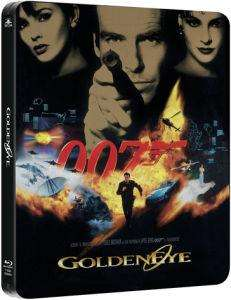 James Bond 007 - GoldenEye (Steelbook) (Blu-ray)