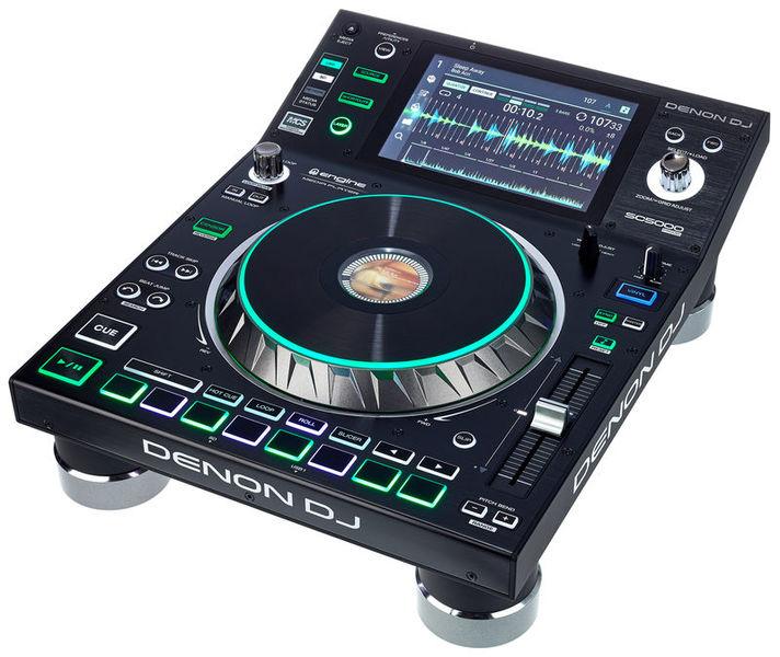 Denon DJ SC5000 Prime Bestpreis (Neu 849€, B-Ware aktuell nicht verfügbar)