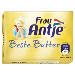 Frau Antje Beste Butter je 250g Packung für nur 1,09€ bei Real / Ab 09.11.