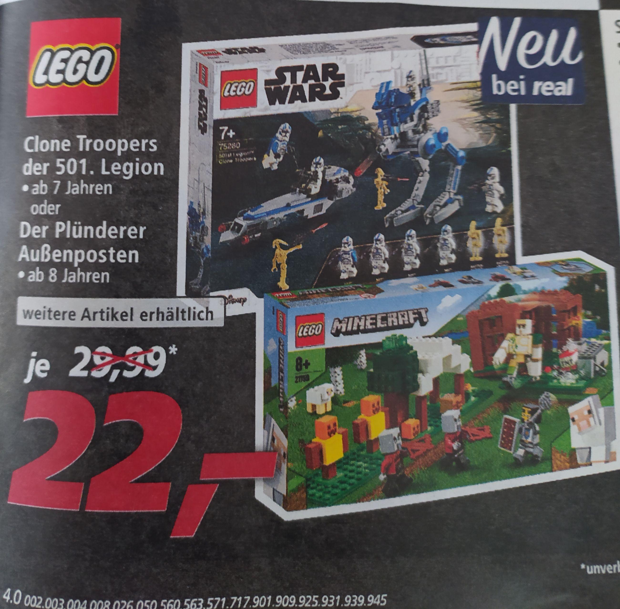 Lego 75280 501. Legion bei Real