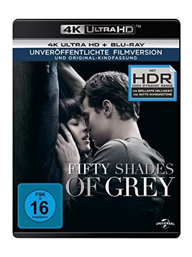 Fifty Shades of Grey - Geheimes Verlangen 4K