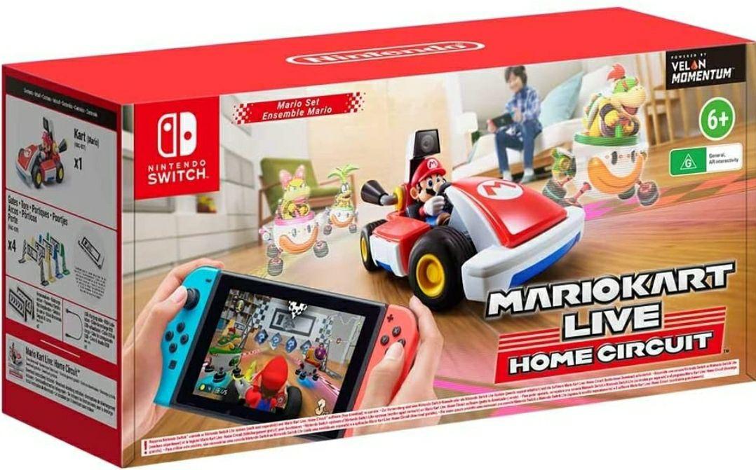 Mario Kart Live : Home Circuit Mario Edition für Nintendo Switch
