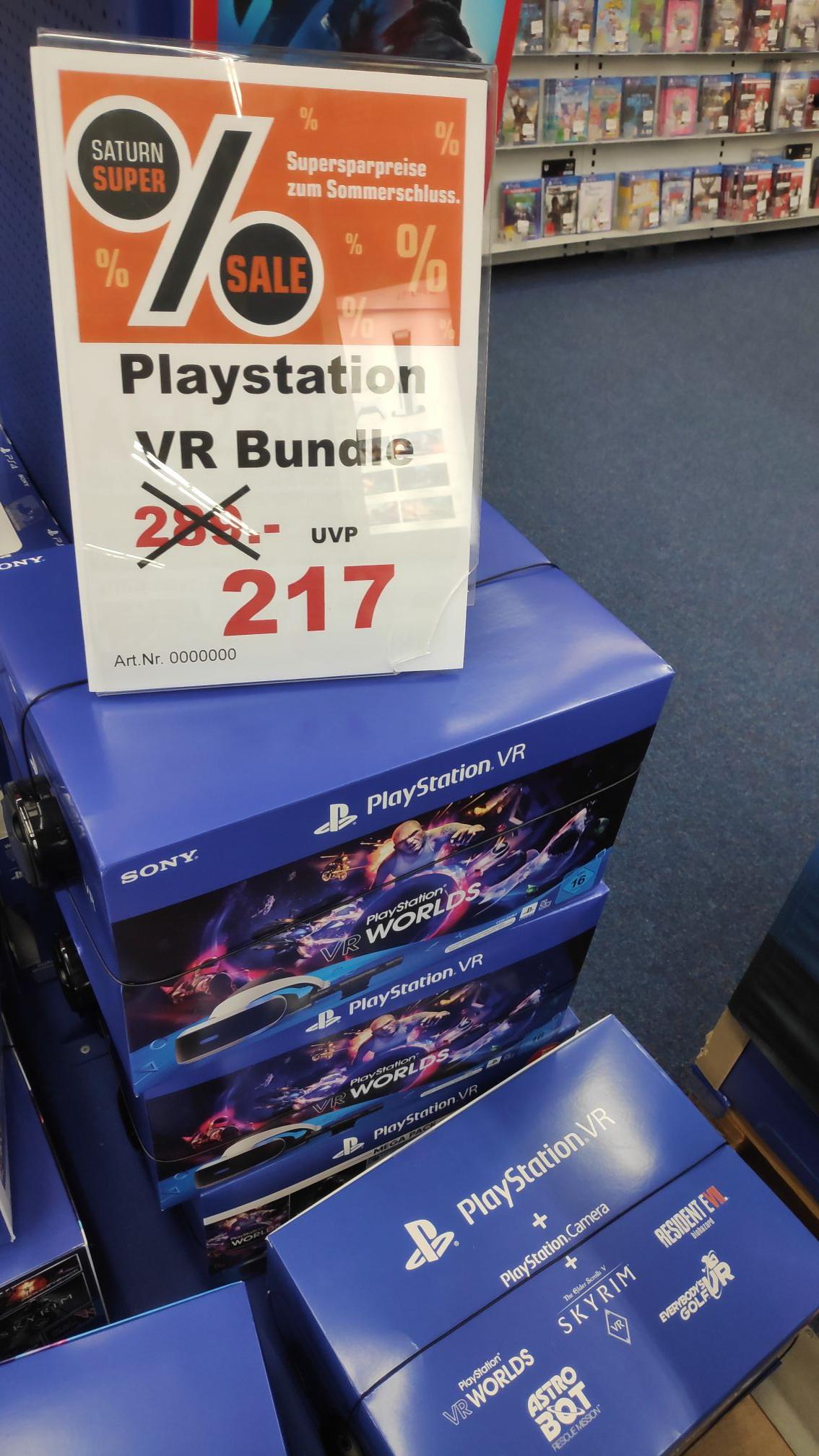 Playstation Vr Set (Lokal Berlin Steglitz)