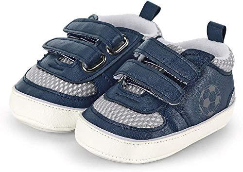 Sterntaler Baby Schuh Größe 21/22 Fussballmotiv