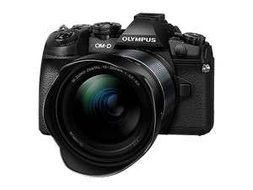 Olympus E‑M1 Mark II 12‑200 mm Kit [mit Corporate Benefits Code]