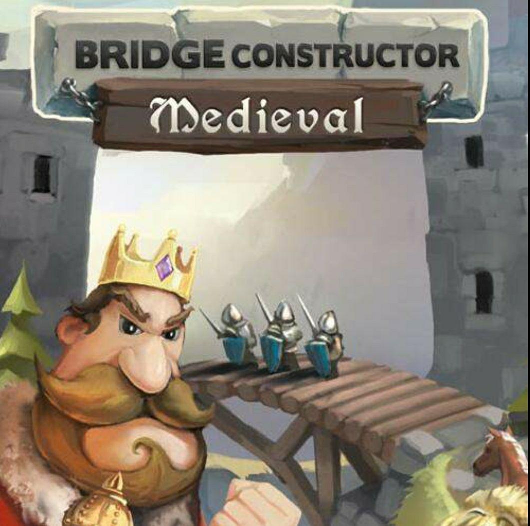 Bridge Constructor: Medieval (PC) kostenlos (Amazon / Twitch Prime)