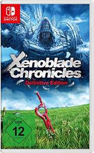 Xenoblade Chronicles: Definitive Edition [Switch] Amazon und myToys
